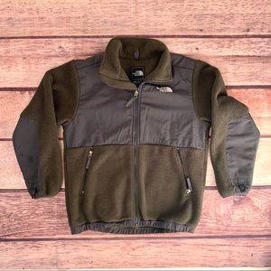 THE NORTH FACE BOYS L/G Denali Fleece Zip Jacket